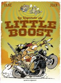 La légende de Little Boost T.1