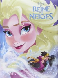 La reine des neiges - Disney cinema