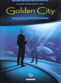 Golden City T.2