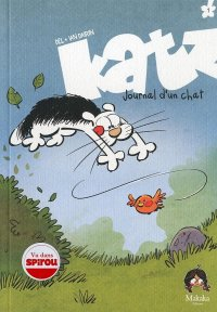 Katz - journal d'un chat T.1