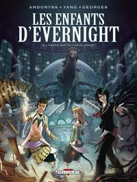 Les enfants d'Evernight T.2