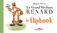 Le grand méchant renard - le flipbook