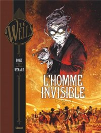 L'homme invisible T.2