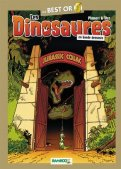 Les dinosaures en bande dessinée - best or