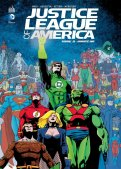 Justice league of america T.0