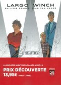 Largo Winch - fourreau T.1 et T.2