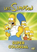 Les Simpson - super colossal T.1