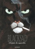 Blacksad - aquarelles