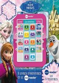 La reine des neiges - Ma tablette de lecture Me Reader