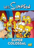 Les Simpson - super colossal T.2
