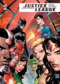Justice league rebirth - hardcover T.2