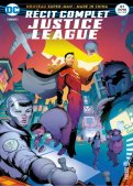 Recit complet Justice League (v1) T.7