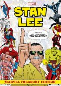 Stan Lee - Marvel treasury edition