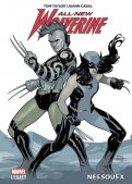 All-New Wolverine - Nés Sous X