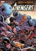 Avengers - War of the realms T.1