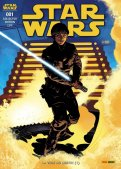 Star Wars (v2) T.1 - couverture collector 3/4
